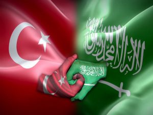 شحن من تركيا إلى السعودية